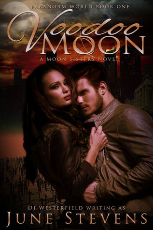 Voodoo Moon by June     Stevens