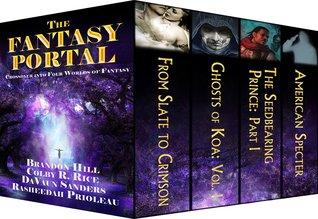 The Fantasy Portal by Rasheedah Prioleau