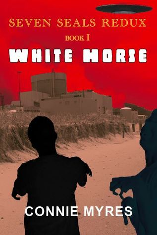 White Horse by Connie Myres