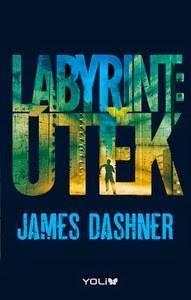 Labyrint: Útěk (Maze Runner, #1)