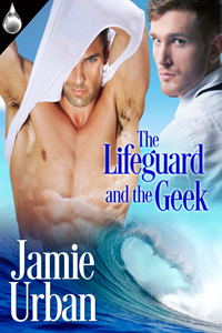 Book Review: The Lifeguard and the Geek by Jamie Urban
