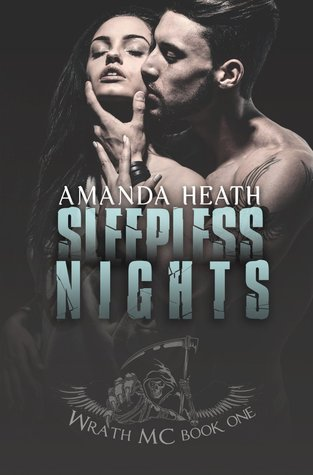 Sleepless Nights (Wrath MC, #1)