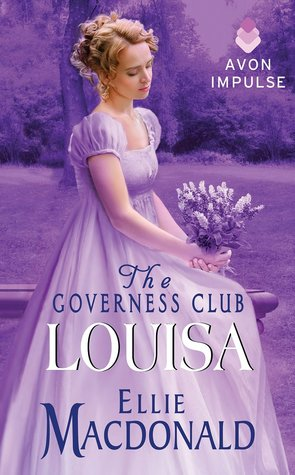 Louisa (The Governess Club, #4)