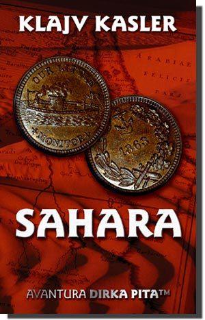 Sahara (Dirk Pitt, #11) Clive Cussler