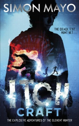 Itchcraft (Itch, #3)