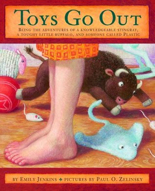 Toys Go Out (Toys #1)