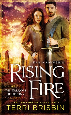 Rising Fire (Stone Circles, #1)