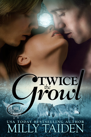 Review: Twice the Growl by Milly Taiden (@mlsimmons)