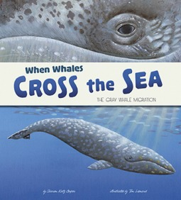 When Whales Cross the Sea