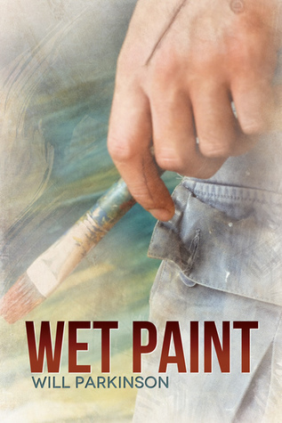 Pre Release Review: Wet Paint by Will Parkinson