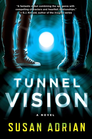 Tunnel Vision by Susan Adrian book cover