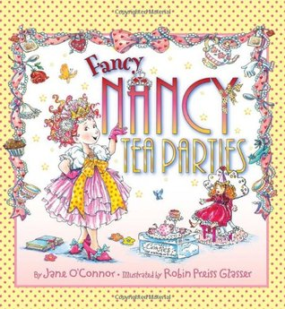 fancy nancy tea parties fancy nancy - Fancy Nancy Halloween