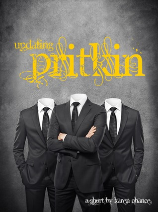 "Book Review: Karen Chance's ""Updating Pritkin"""