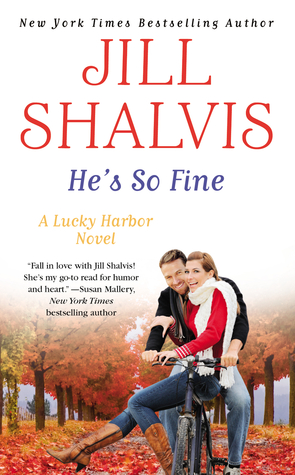 Book Review: He's So Fine by Jill Shalvis