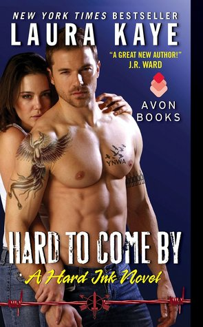{Review} Hard To Come By by Laura Kaye