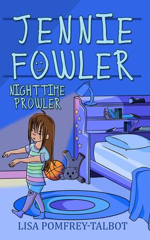 Jennie Fowler Nighttime Prowler by Lisa Pomfrey-Talbot