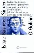 O Golem Isaac Bashevis Singer