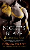 Night's Blaze (Dark Kings, #5)