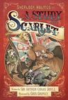 Sherlock Holmes in a Study in Scarlet