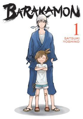 Barakamon, Volume 01