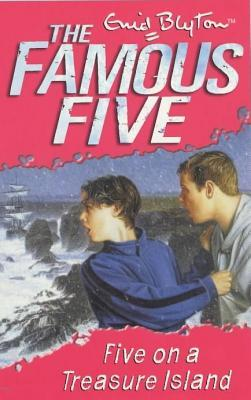 Five on a Treasure Island (Famous Five, #1)