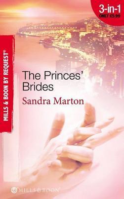The Princes Brides Sandra Marton