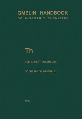 Th Thorium: Natural Occurrence. Minerals  by  Reiner Ditz
