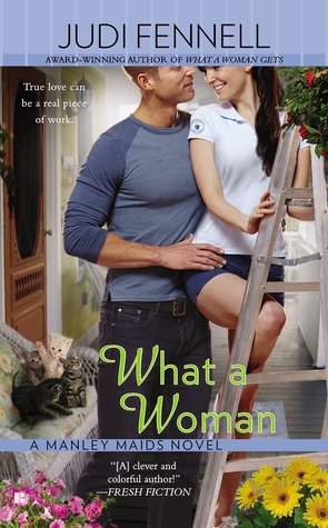 What A Woman – Judi Fennell – 4 stars – Contest