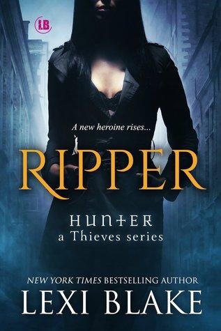 Ripper by Lexi Blake