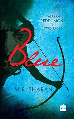 Blue M.R. Sharan