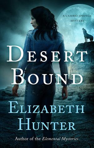 Desert Bound (Cambio Springs Book #2)