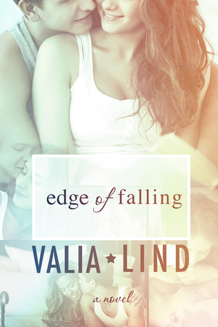 Edge of Falling by Valia Lind