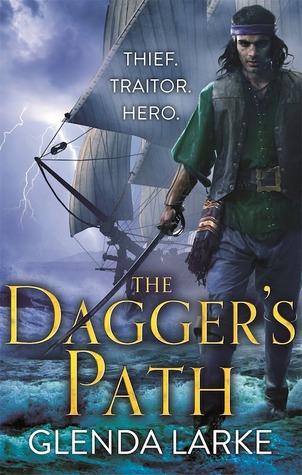 The Daggers Path (The Forsaken Lands, #2)  by  Glenda Larke