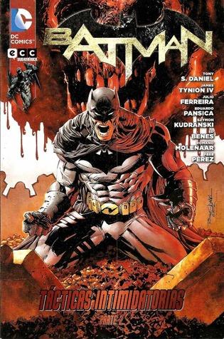Batman: Tácticas intimidatorias parte 2 Tony S. Daniel