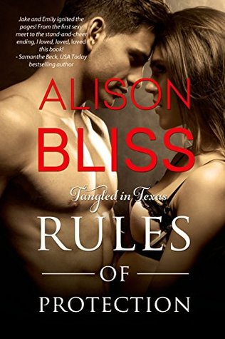 {Review} Rules of Protection by Alison Bliss