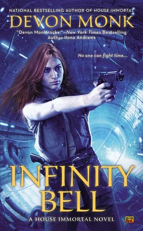 Review + Giveaway: Infinity Bell by Devon Monk