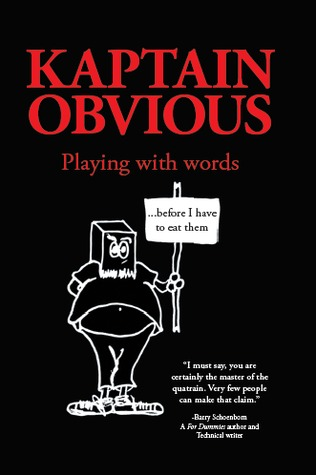 Playing with Words by Kaptain Obvious