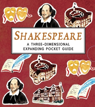 Shakespeare: A Three Dimensional Expanding Pocket Guide  by  Nina Cosford