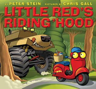 Mini Me Corner: Little Red's Riding' Hood