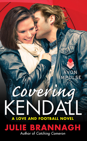 {Review} Covering Kendall by Julie Brannagh