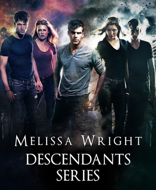 https://www.goodreads.com/book/show/22879444-descendants-series