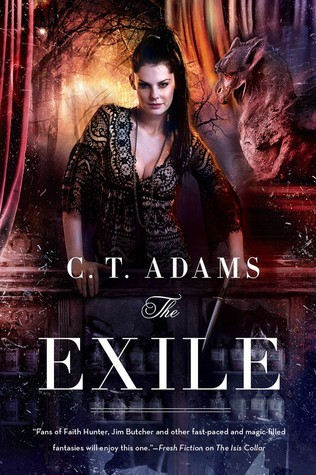 Author Interview & Review: The Exile by C.T. Adams