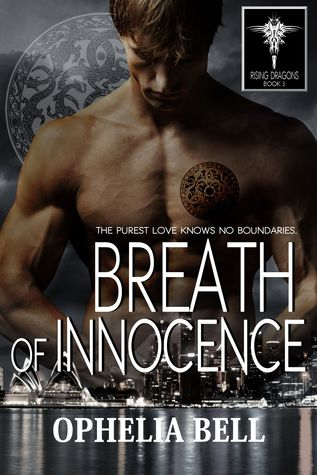 Breath of Innocence (Rising Dragons, #3) by Ophelia Bell