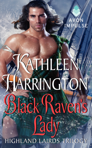 Black Raven's Lady (Highland Lairds Trilogy, #3)