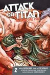 Attack on Titan: Before the Fall, Vol. 2 (Attack on Titan: Before the Fall Manga, #2)