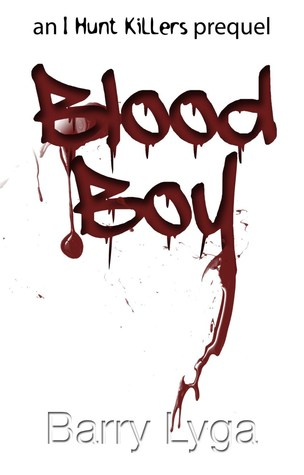 Blood Boy (Krwawy Chłopak) - okładka