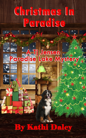 Christmas in Paradise (TJ Jensen Paradise Lake Mysteries #4)