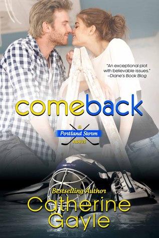 Comeback (Portland Storm, #6)
