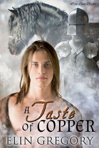 Review: A Taste of Copper by Elin Gregory