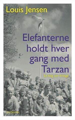 Elefanterne holdt hver gang med Tarzan